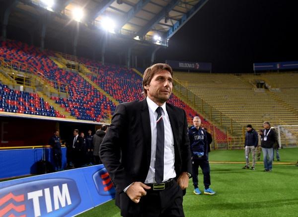 Thay Mourinho, Chelsea trao quyen cho nguoi Italy hinh anh 1 HLV Conte được Chelsea quan tâm. Ảnh: Getty Images.