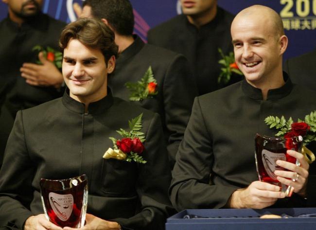 Federer 'tram' tuong: Khi ga khong lo khong bao gio ngu hinh anh