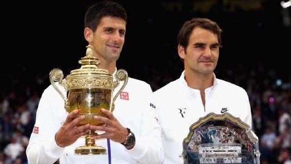 Federer 'tram' tuong: Khi ga khong lo khong bao gio ngu hinh anh 2 Federer cần một thứ gì đó sắc bén hơn để hạ Djokovic.