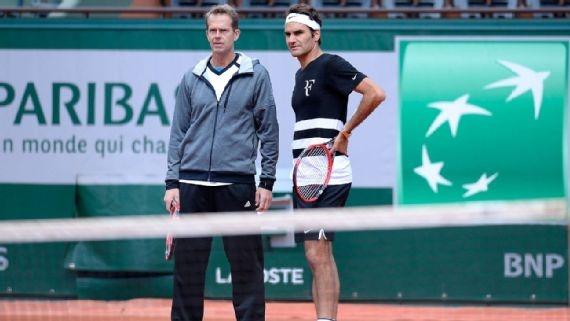 Federer 'tram' tuong: Khi ga khong lo khong bao gio ngu hinh anh 1 Stefan Edberg không còn làm việc với Federer nữa.