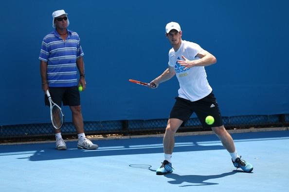 Xu the lang tennis: 'Sieu HLV' lien tuc that nghiep hinh anh 2 Ivan Lendl từng giúp Murray giải cơn khát Grand Slam.