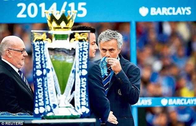 Voi Mourinho, ket thuc o Chelsea chi la khoi dau hinh anh 2