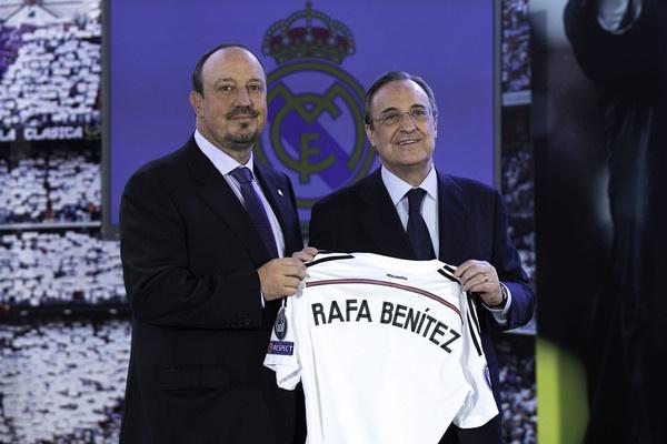 Van de cua Benitez: Song hay khong song hinh anh 3 Chủ tịch Florentino Perez đang bảo vệ Benitez, song, những trận thua trước Sevilla và Villarreal sẽ khiến ông không còn kiên nhẫn.