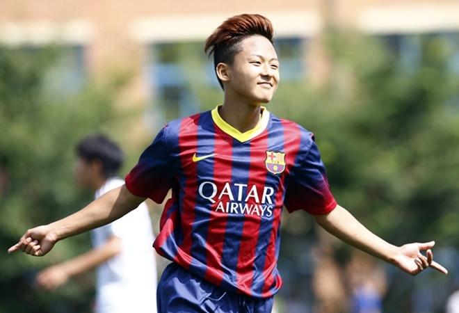Nguoi Han Quoc om mong chinh phuc La Liga hinh anh 2