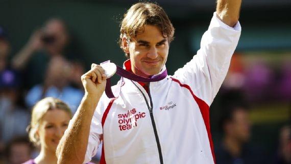 HCV Olympic 2016: Nhiem vu bat kha thi cua Federer? hinh anh 1
