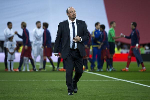 Ngay phan xet 'so phan' cua Benitez o Real Madrid hinh anh 1