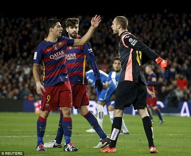 Phan 2 derby xu Catalan: Thien than va ac quy hinh anh