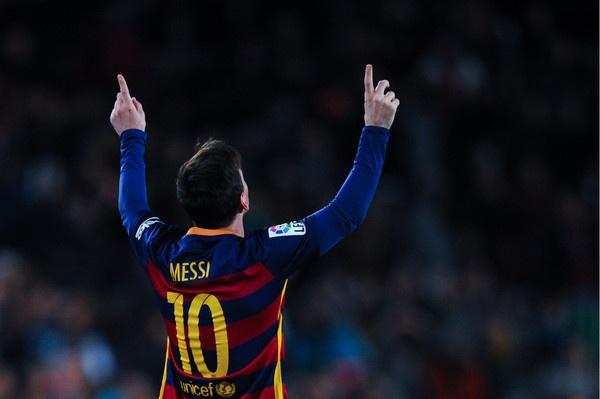 Khi Messi la kiet tac hoan hao cua Chua hinh anh