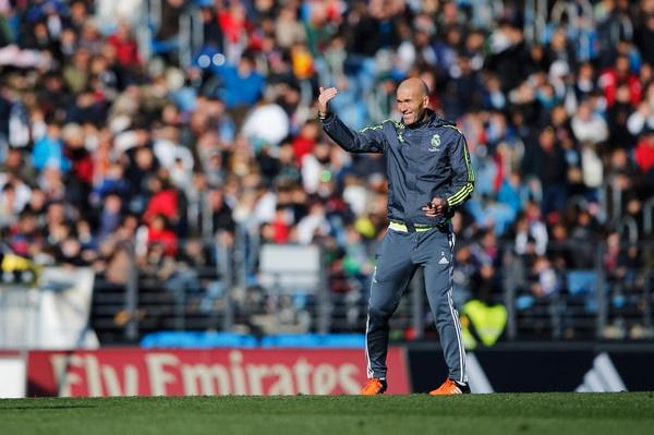Zinedine Zidane: Canh bac con chua bat dau hinh anh 1