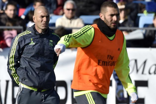 Zinedine Zidane: Canh bac con chua bat dau hinh anh