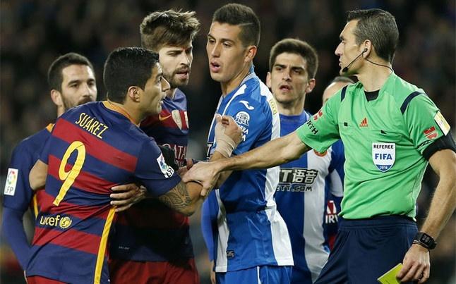 'Di nhan' Suarez hinh anh 1