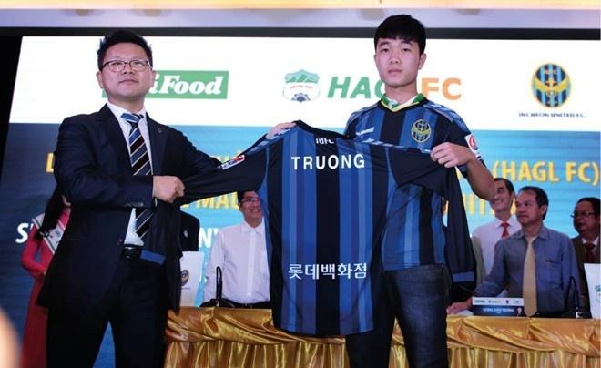 Xuan Truong mo ra co hoi o Han Quoc? hinh anh 1