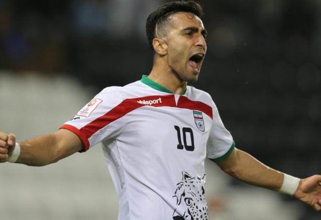 Xung dot Saudi Arabi - Iran de doa vong chung ket U23 chau A hinh anh 2