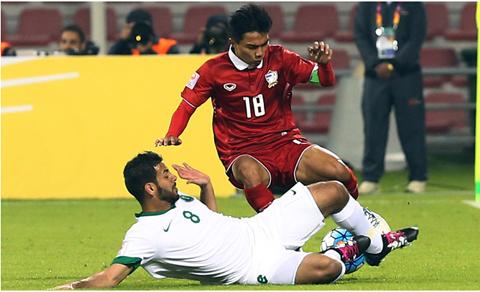 Xung dot Saudi Arabi - Iran de doa vong chung ket U23 chau A hinh anh 3