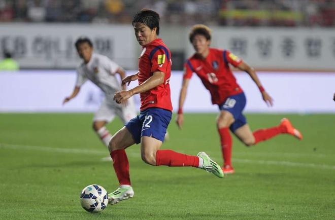 'Chien binh' Kwon Chang-hoon mang hy vong cho U23 Han Quoc hinh anh 2