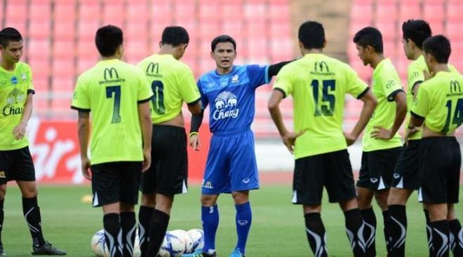 U23 Thai Lan: That bai khong phai dau cham het hinh anh 1
