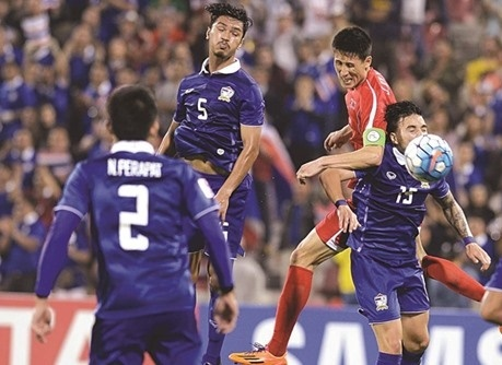 U23 Thai Lan: That bai khong phai dau cham het hinh anh