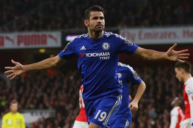 Con Diego Costa, Arsenal con bat hanh dai hinh anh 1