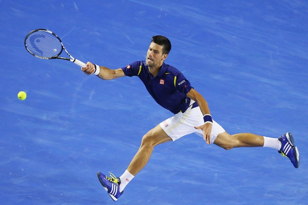 Thu hung Federer - Djokovic: Giua hai the gioi hinh anh 2
