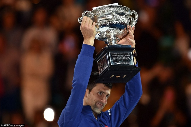 Murray gioi, nhung day la thoi cua Djokovic hinh anh