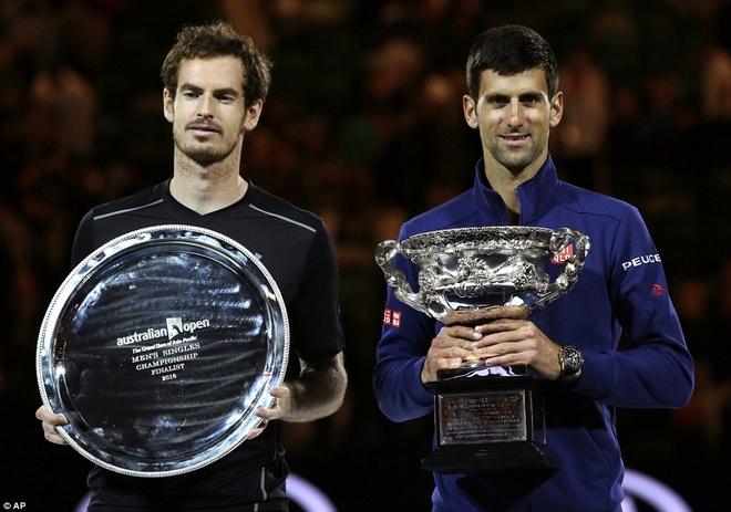 Murray gioi, nhung day la thoi cua Djokovic hinh anh 1