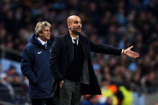 Vi sao Pep Guardiola chon Man City? hinh anh 3