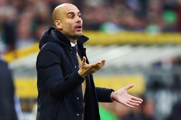 Vi sao Pep Guardiola chon Man City? hinh anh