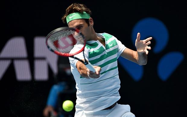 Phau thuat goi, co the Federer bat dau phan chu? hinh anh 2