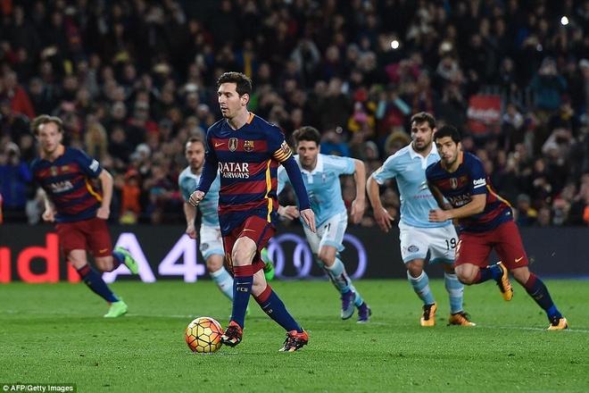 Lionel Messi: Thien tai khong phai luc nao cung duoc yeu hinh anh 1