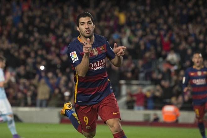 Tu Suarez den Messi va co may san sinh ke thu hinh anh 1