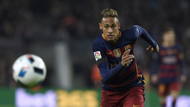 Neymar 'chet dung' nhin tai san khong lo bi dong bang hinh anh