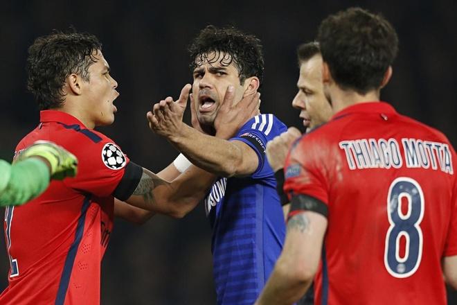 Ba diem nong o tran PSG - Chelsea hinh anh