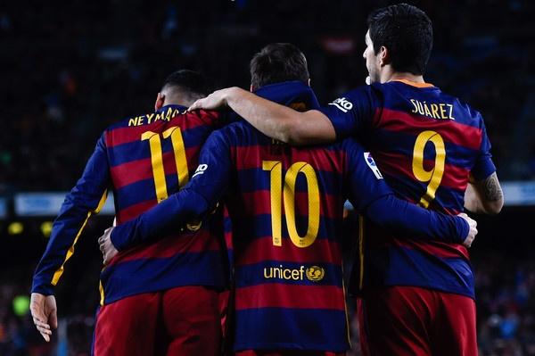 Tu Suarez den Messi va co may san sinh ke thu hinh anh