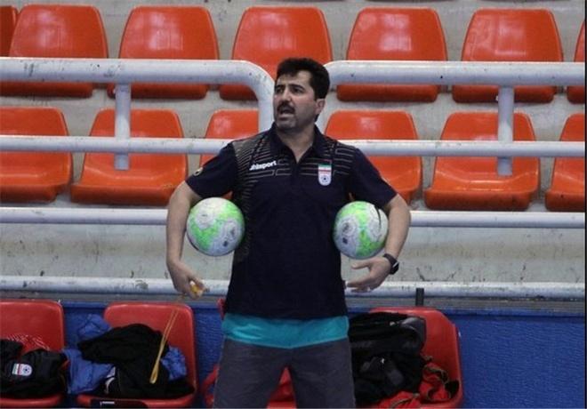 Ven man cong thuc thanh cong cua futsal Iran hinh anh 1