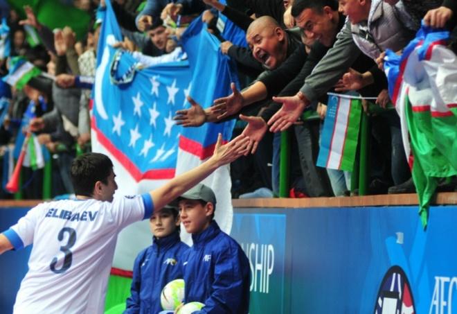 HLV Uzbekistan tim ra cong thuc ha vua futsal chau A hinh anh 1