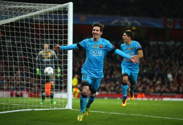 Ma thuat cua Messi tao con 'sot' voi truyen thong hinh anh 1