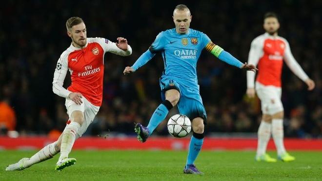Barca vs Arsenal va nhung thong ke thu vi hinh anh 1