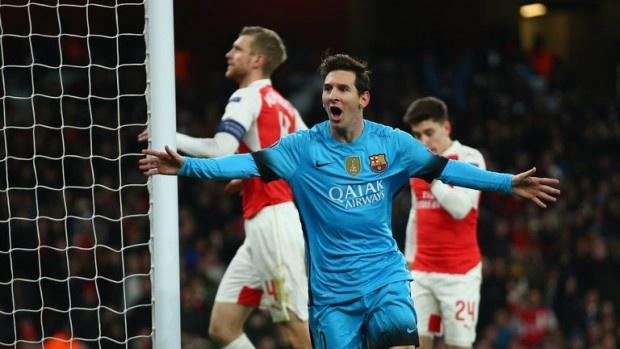 Barca vs Arsenal va nhung thong ke thu vi hinh anh
