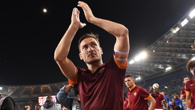 Francesco Totti va loi tam biet cua vi vua thanh Rome hinh anh 3