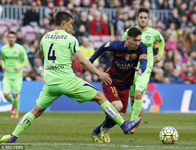 Giai La Liga khong con phu hop voi Barcelona hinh anh 2