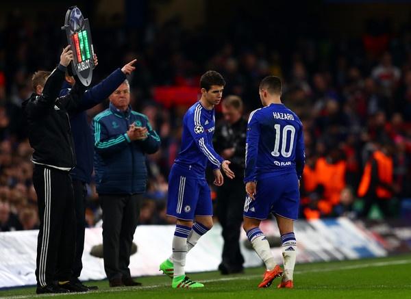 Chelsea lo nang vi vang bong o Champions League hinh anh 1