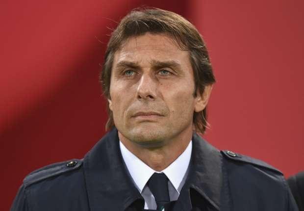 HLV Conte chinh thuc chia tay tuyen Italy hinh anh