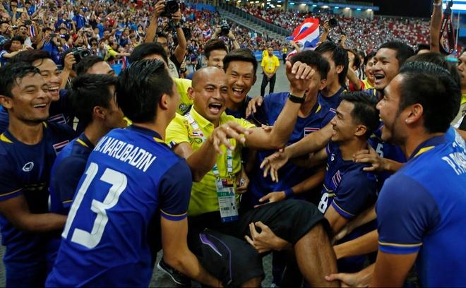 Hoc vien giong HAGL Arsenal-JMG nhieu 'nhu nam' o Thai Lan hinh anh 3