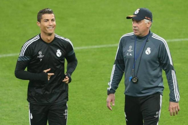 Ronaldo va James vo hai vi Zidane? hinh anh 1