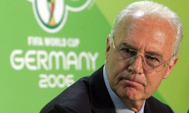 Huyen thoai Beckenbauer bi FIFA dieu tra hinh anh
