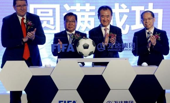 Hop tac voi FIFA: Nuoc co cao tay cua nguoi Trung Quoc hinh anh 1