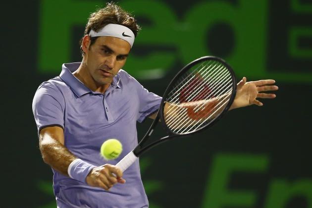 Cho doi gi tu Federer o Miami Masters? hinh anh 1