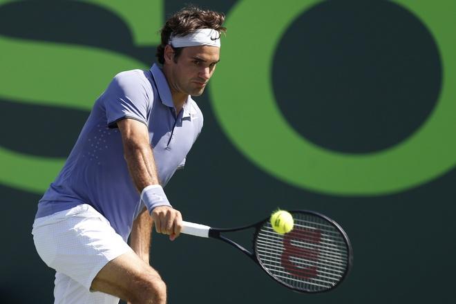 Cho doi gi tu Federer o Miami Masters? hinh anh 2