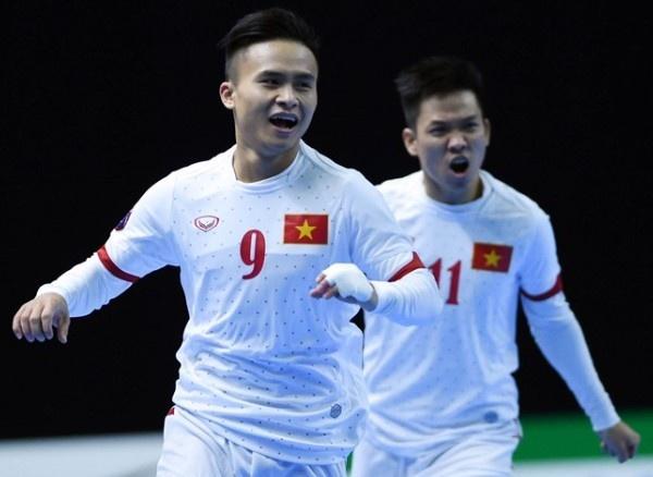 Tuyen Futsal Viet Nam sap tai ngo Nhat Ban hinh anh
