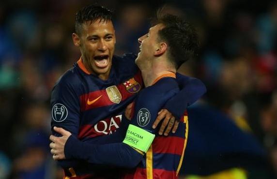 Neymar: Tu ngoi sao Youtube den nguoi ke thua Messi hinh anh